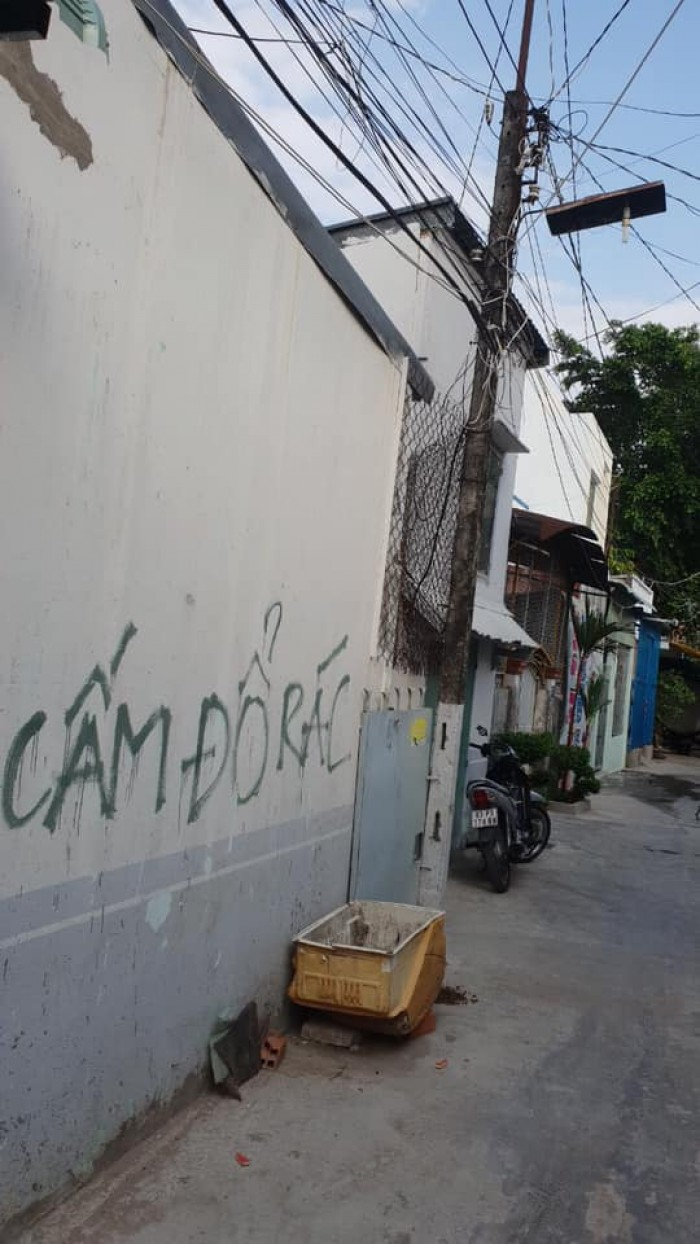 nhà trọ đẹp hẻm 286 đường CMTT đối diện trường Bùi Hữu Nghĩa đang cho thuê full phòng.