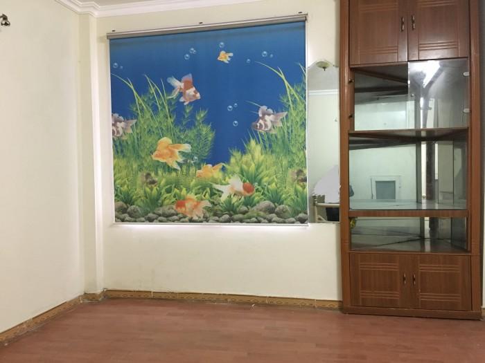 Gia đình tôi cần bán nhà trong ngõ sau trường Tân Định - phố Nguyễn An Ninh