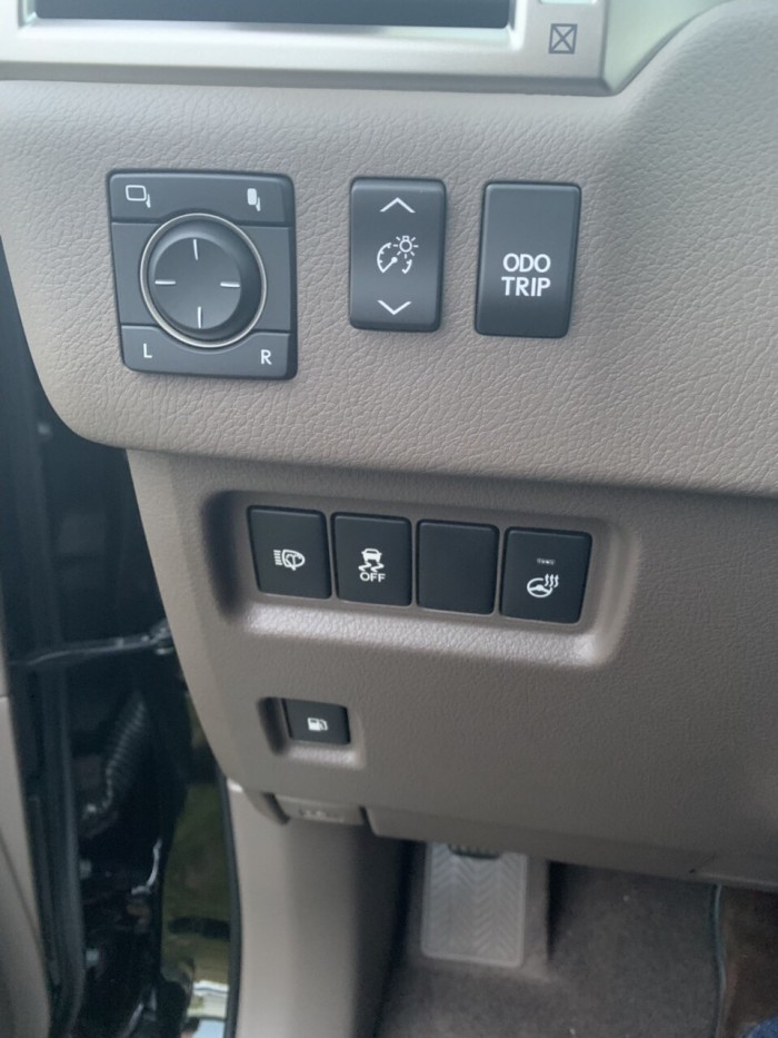 Lexus GX 460 sản xuất năm 2019 Số tự động Động cơ Xăng
