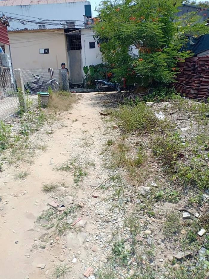 Bán đất ở Chế Lan Viên , Trường An, TT Huế , Nở hậu - Bao sổ .