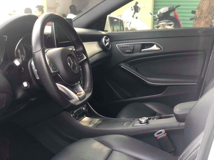 Bán Mercedes Cla 250 Trắng 2016 nhập Hungary xe mới tuyệt 3
