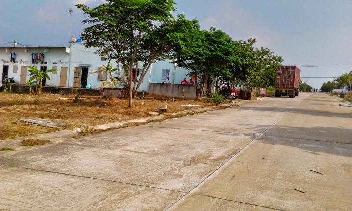 Gia đình cần bán 150m2(5x30) đất ngay Mỹ Phước 3 Bình Dương.