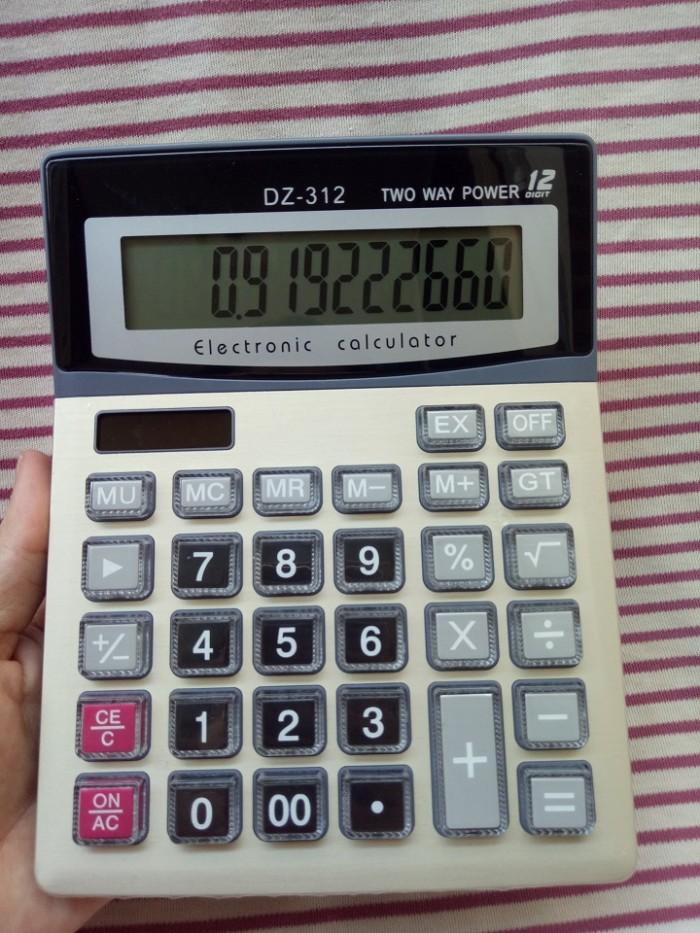 Máy tính cầm tay DZ-312   Electronic Calculator DZ-3122