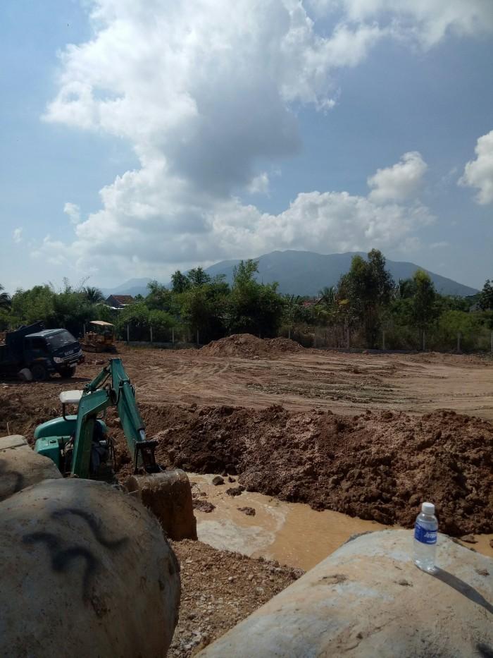 Bán đất mặt tiền quốc lộ 1a trung tâm thị xã Ninh Hòa