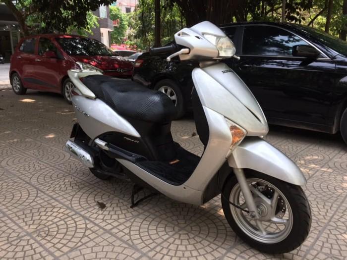 Honda Lead 110cc Fi kim phun điện tử biển Hà nội 5