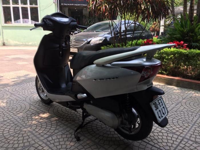 Honda Lead 110cc Fi kim phun điện tử biển Hà nội 2