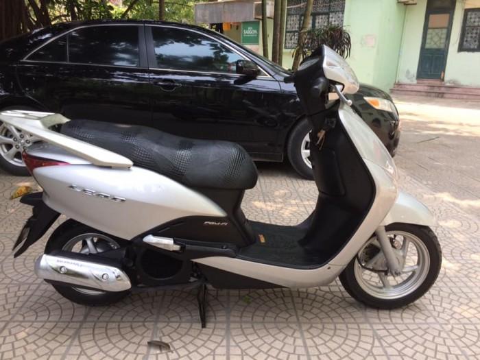 Honda Lead 110cc Fi kim phun điện tử biển Hà nội 4