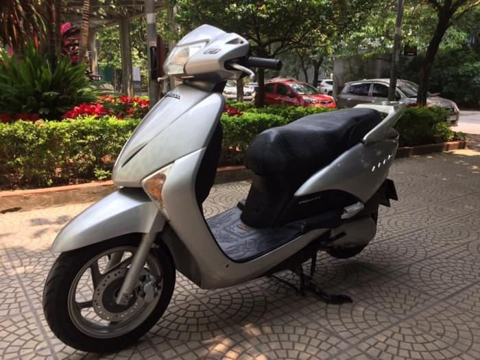 Honda Lead 110cc Fi kim phun điện tử biển Hà nội 1