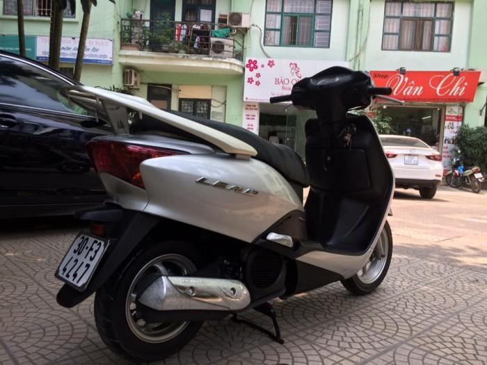 Honda Lead 110cc Fi kim phun điện tử biển Hà nội 0
