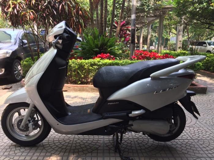 Honda Lead 110cc Fi kim phun điện tử biển Hà nội 3