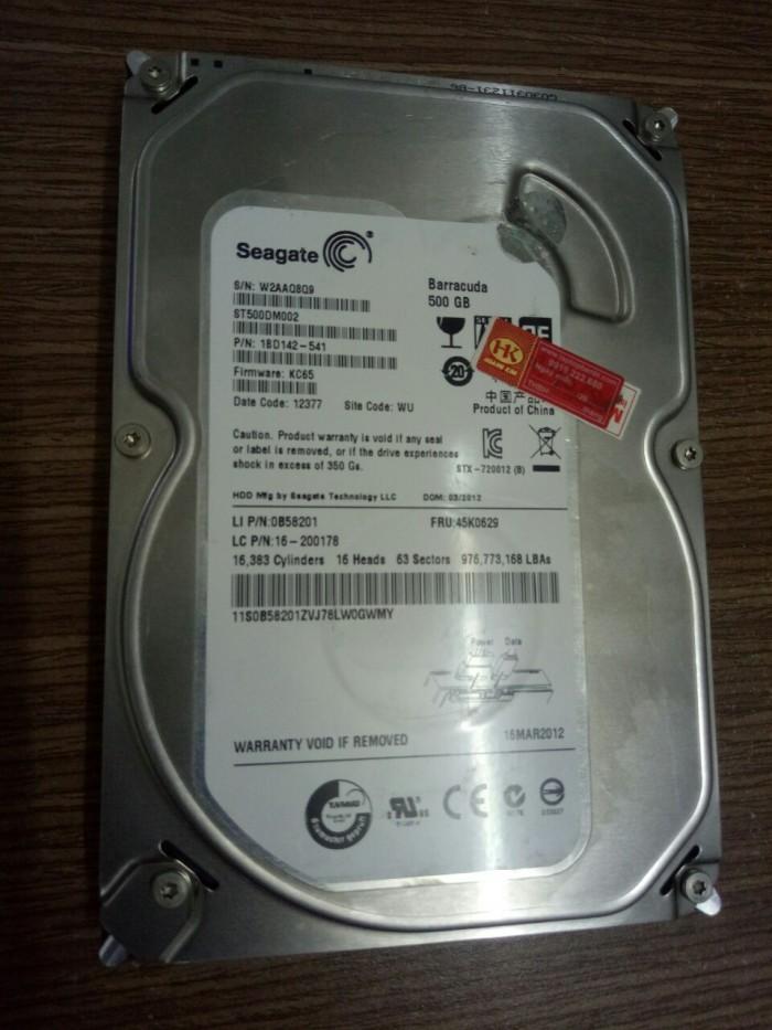 Ổ cứng PC Seagate 500GB SATA | Ổ cứng zin tháo máy2