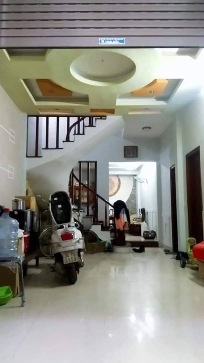 Bán Nhà Nguyễn Văn Huyên Cầu Giấy