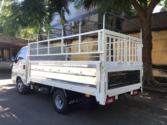 Xe tải 1t49 Hyundai JAC thùng 3.2m  trả góp 80% xe