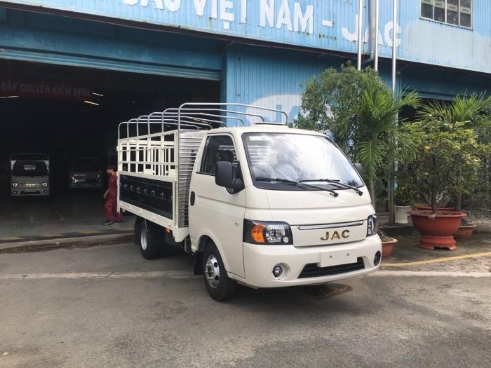Xe tải Hyundai Jac 1t25 thùng 3.2m khuyến mãi trước bạ 100% tháng 4