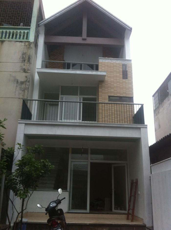 Bán nhà đường Trần Xuân Soạn, quận 7 dt 98.3m2, ngang 4.5m 1 trệt 2 lầu giá 3.1 tỷ