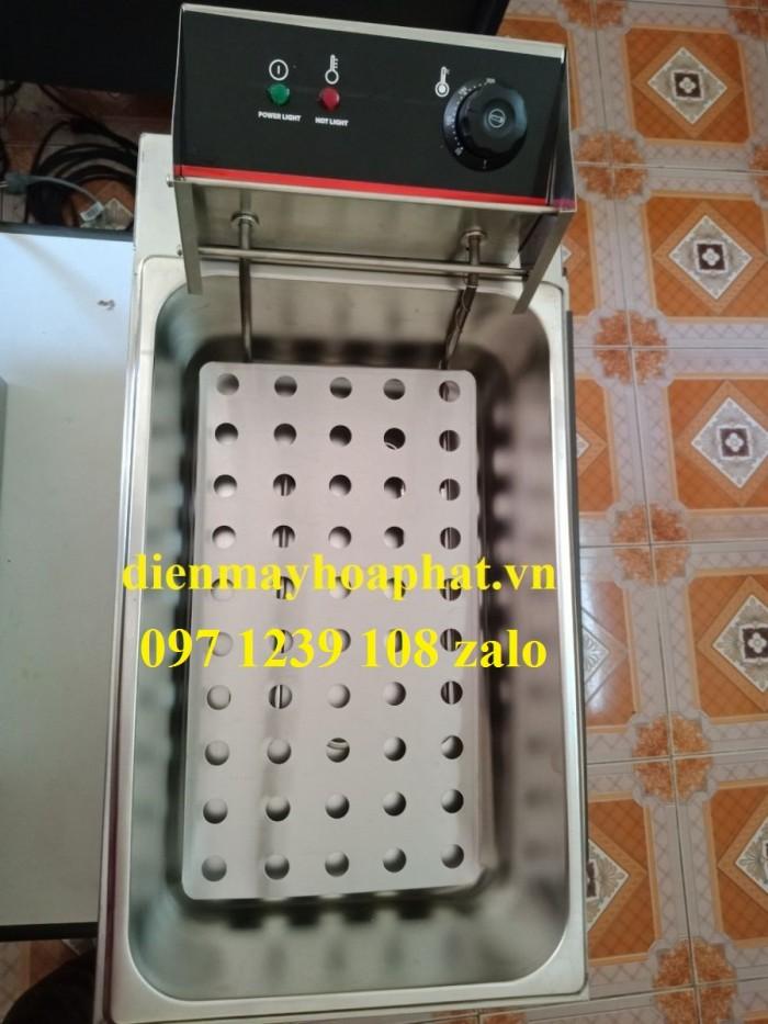 Bếp chiên khoai Việt Nam 12 Lít giá cực tốt, hàng an toàn2