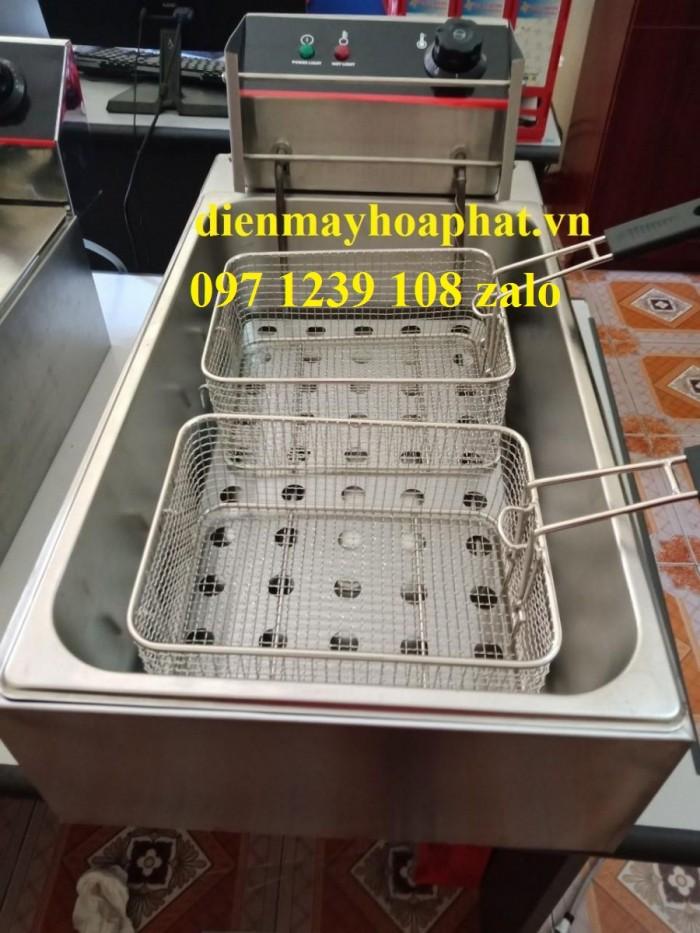 Bếp chiên khoai Việt Nam 12 Lít giá cực tốt, hàng an toàn1