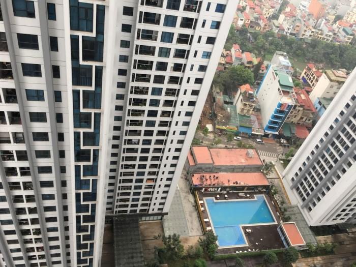 Bán căn hộ hướng Đông Nam 3PN tầng cao, nguyên bản chưa sửa chữa