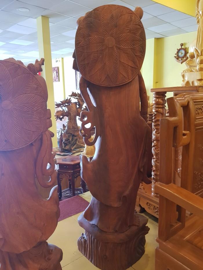 Tượng đạt ma sư tổ , hàng trưng bày tại Tiền Giang1