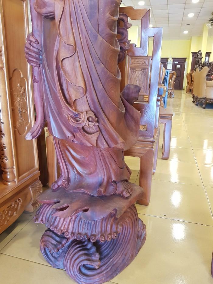 Tượng đạt ma sư tổ , hàng trưng bày tại Tiền Giang2