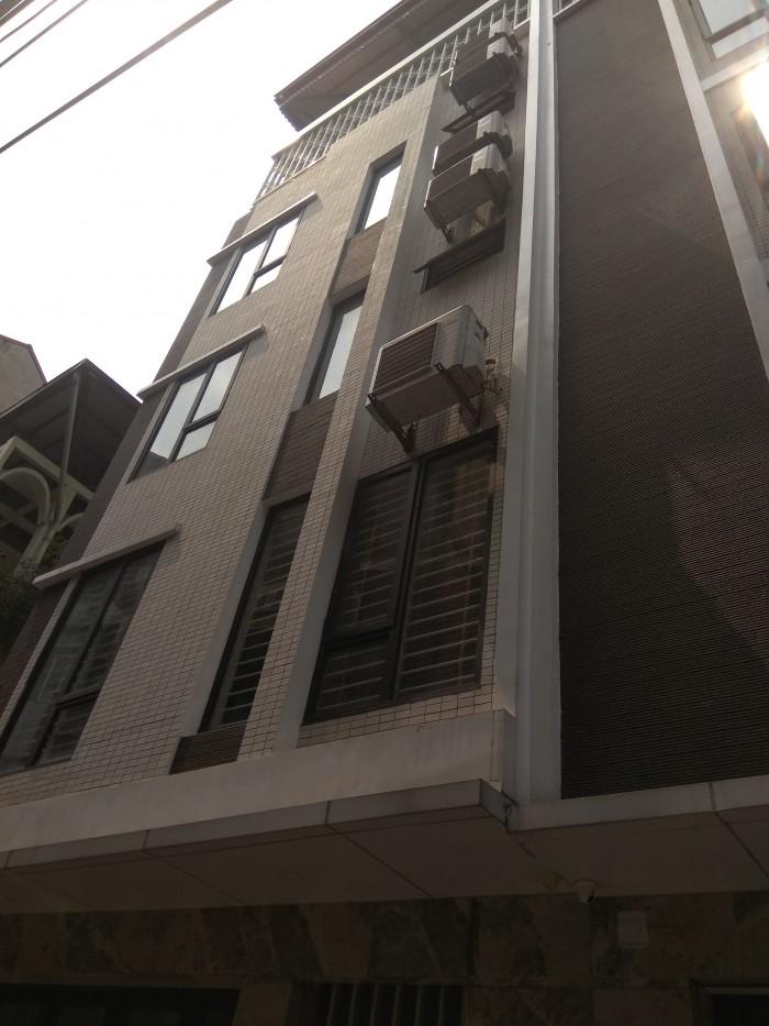 Bán nhà chính chủ Yên Hòa, Cầu Giấy, kinh doanh, nhà mới đẹp 40m2 x 6 tầng. Về ở được ngay.