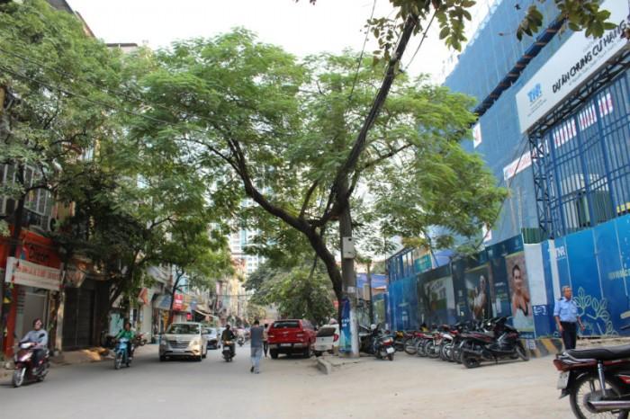 Cho thuê nhà mặt phố Nguyễn Tuân: 1 tầng riêng biệt, 35m, mặt tiền 4.2m.