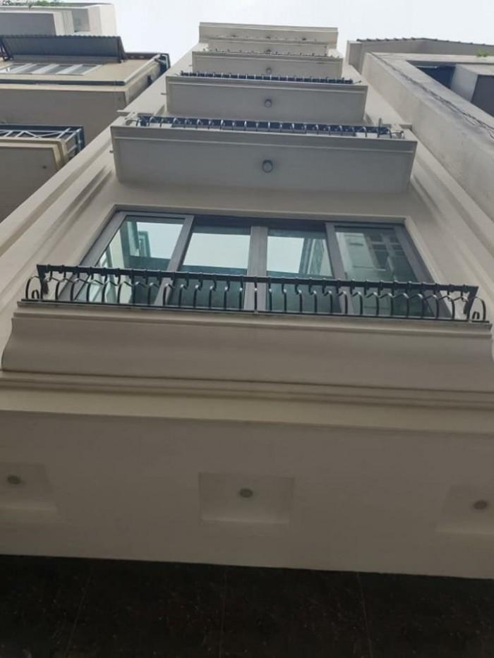 Nhà phân lô phố Trần Điền 40m2 x 5 tầng, ô tô đỗ cửa, MT 4m.