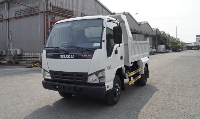 Ben ISUZU 2,5 khối tải trọng 1 tấn 9 giá tốt, hỗ trợ ngân hàng