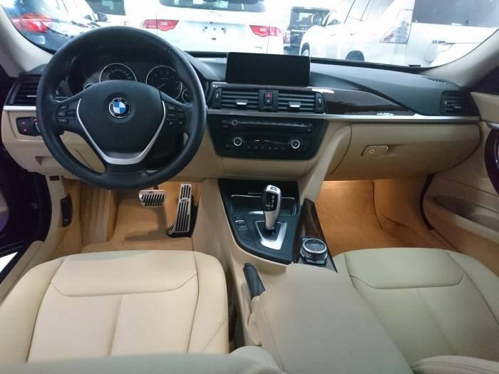 BMW 328GT model 2015 màu nâu nội thất kem 5