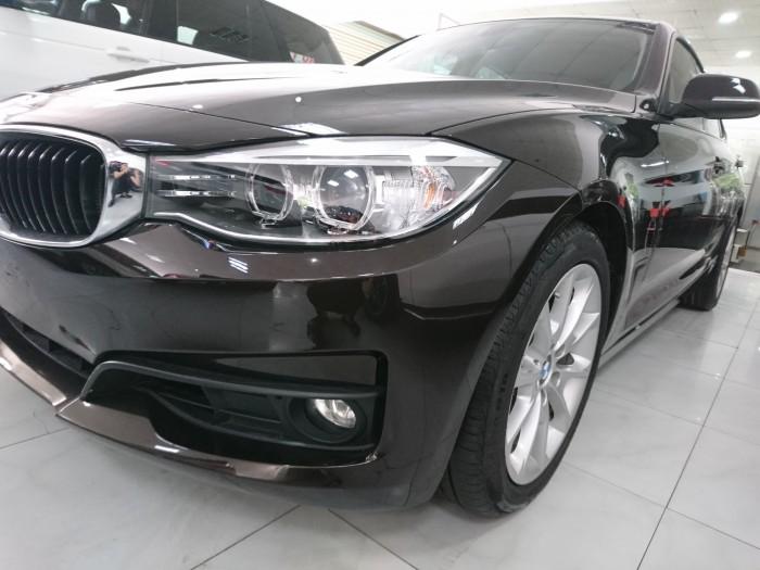 BMW 328GT model 2015 màu nâu nội thất kem 3