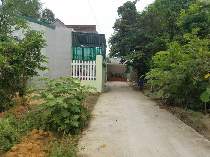 Đất phân lô kiệt 6 Tam Thai,Huế 100m2(6,1x16,5)