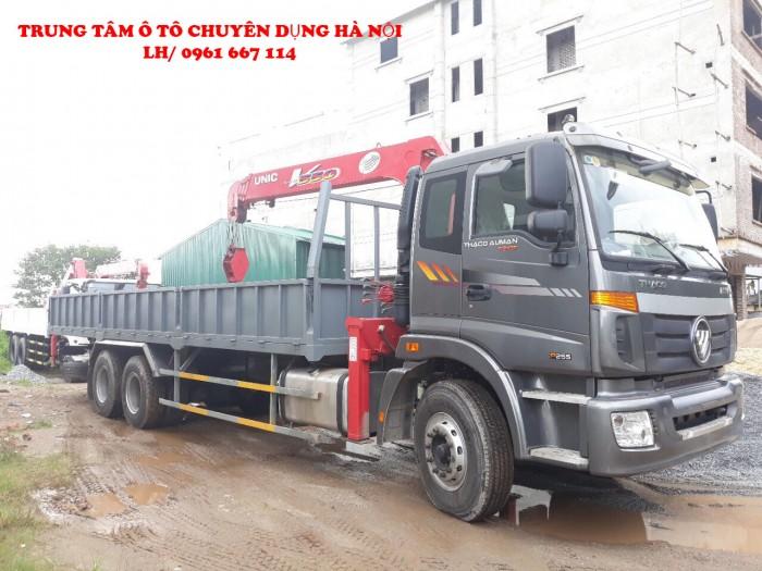 Thaco Auman sản xuất năm 2018 Số tay (số sàn) Xe tải động cơ Dầu diesel