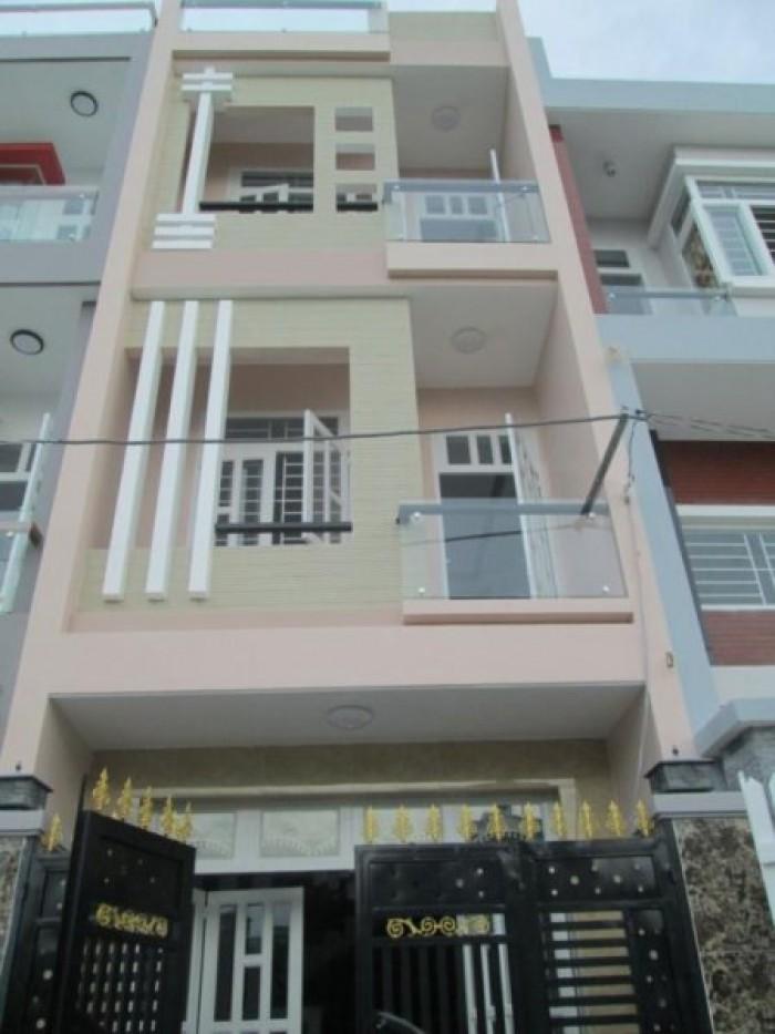 Cô Hồng đi nước ngoài sống nên bán lại căn nhà 2 MT 5x20m Cao Lỗ Q8 bán 2,5 tỷ gọi