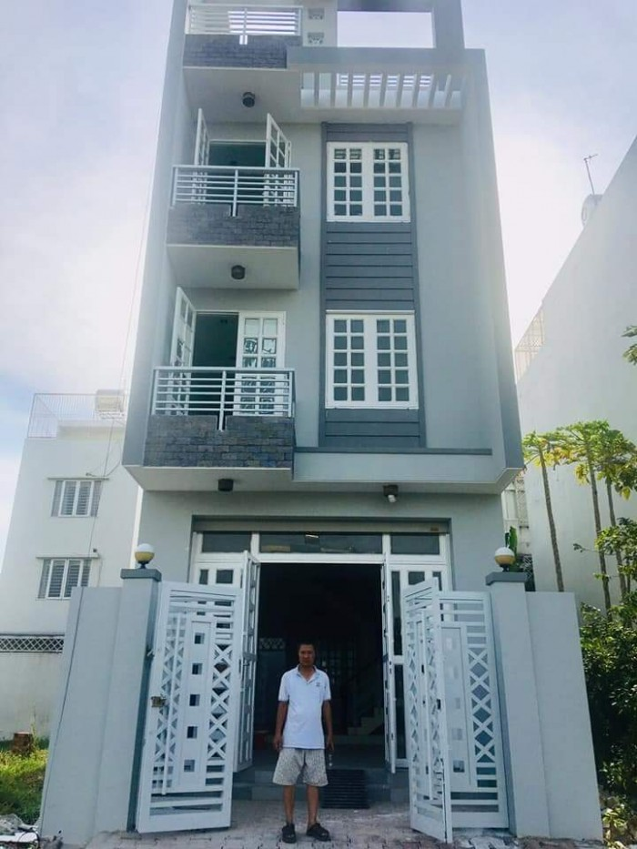 Chú Hùng chính chủ bán căn nhà 5,5x18 100m2 An Bình Q5 giá 2,5 tỷ