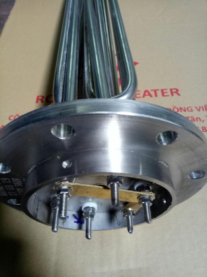 Điện trở đun nước + nắp chụp đầu điện