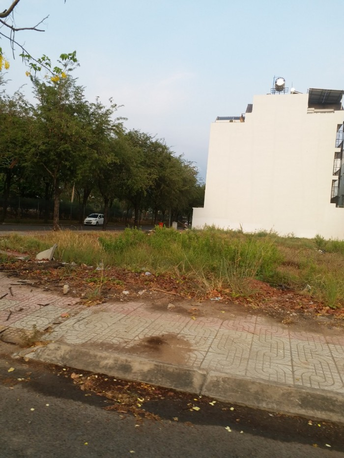 Cần bán gấp miến đất với diện tích123m2 mặt tiền đường Trần Đại Nghĩa, Bình Chánh. Giá 2.1 tỷ.