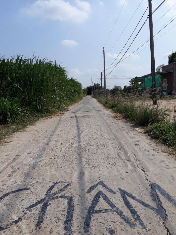 Bán đất nền ấp Bình Đông ,xã Mỹ Bình ,huyện Tân Trụ, tỉnh Long An