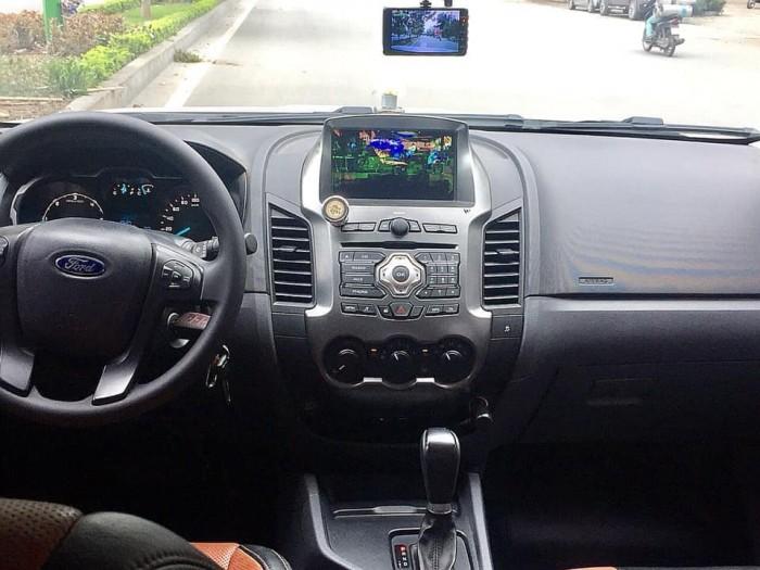 Bán Ford Ranger XLS 2016  số tự động Trắng rất đẹp mới.