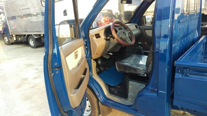 Xe tải cabin kép 800kg, Trường giang T3 Cabin đôi 5 chỗ đời 2019