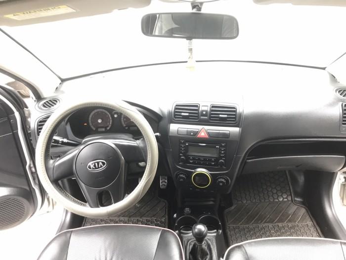 Cần bán Kia Morning Sx 1.1MT Sport 2011, màu bạc. Chính chủ sử dụng
