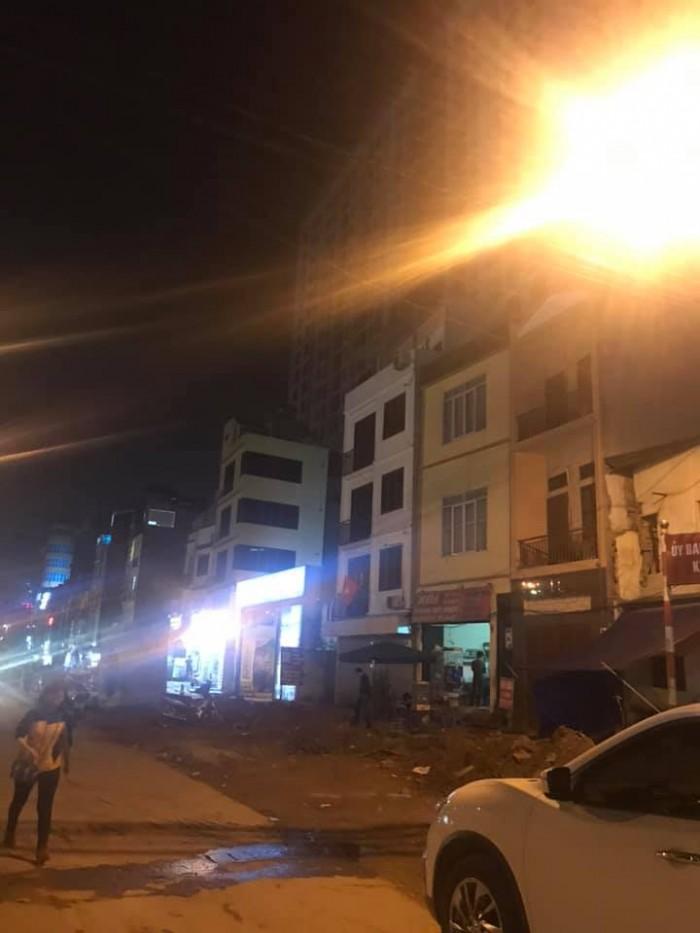 Bán nhà mặt phố Minh Khai 67m 1 tầng 3.8 Mặt tiền 16 tỷ Hai Bà Trưng hai làn xe ô tô tránh