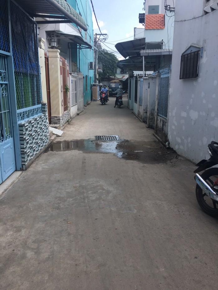 Bán nhà góc hẻm 246 đường Tầm Vu quận Ninh Kiều