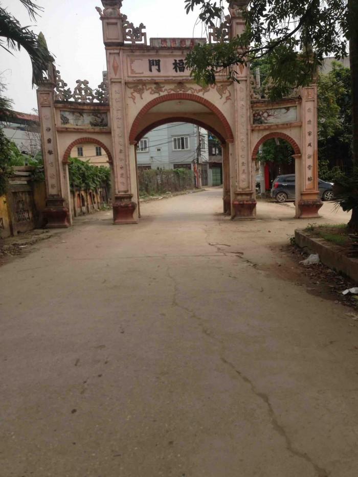 735 triệu có mảnh đất đẹp thôn Yên Vĩnh, Kim Chung, Hoài Đức