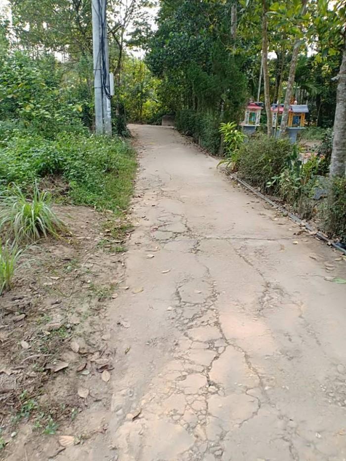 Cần bán lô đất kiệt 106 Minh Mạng - Thủy Xuân - TP Huế
