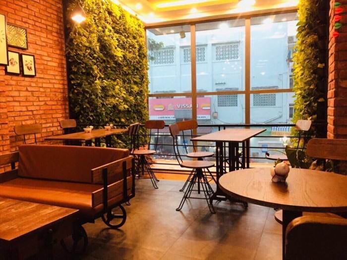 Cho thuê nhà 4x18m MT Nguyễn Công Trứ, P.Cầu Ông Lãnh, Q.1 giá 110tr