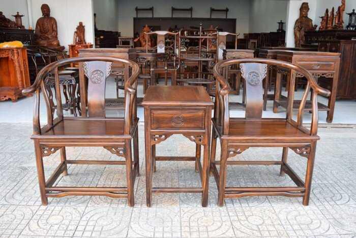 Bộ Bàn Ghế Minh Quốc