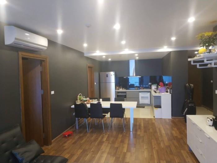 Bán nhanh căn góc 3PN GoldmarkCity, full nội thất, hướng Đông Nam