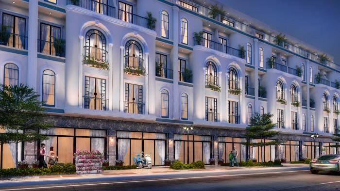 4 nền MT nhà phố Phước Bình 5x21m đường Tạ Quang Bửu 18 tỷ