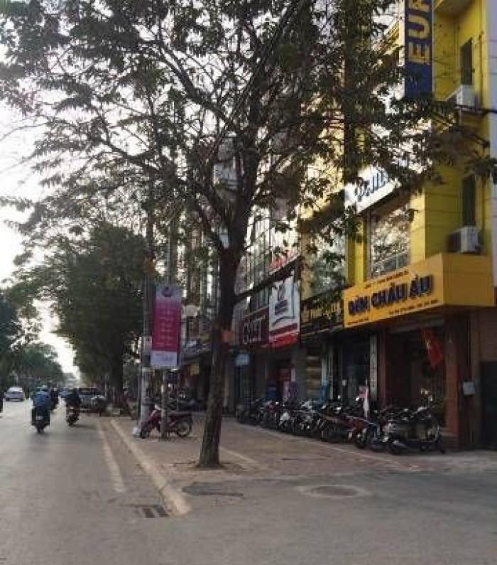Bán nhà gấp mặt phố KD Sầm Uất Khu Trần Duy Hưng Hoàng Đạo Thúy 40mx6T Thang Máy Giá 8,9 Tỷ.