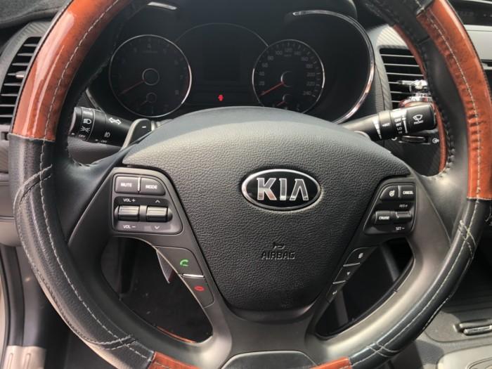 Bán Kia K3 1.6AT màu vàng cát số tự động sản xuất 2015 / 2016 một chủ đi 39000km